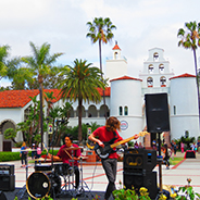 Arts Alive SDSU Festival happening along Campanile Walkway on May 2.