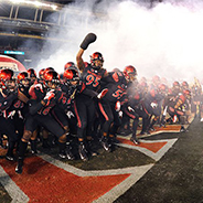 San Diego State University will take on the University of Nevada for the 2019 homecoming game.