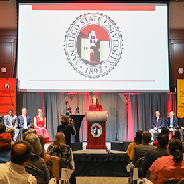 2019 All-University Convocation (Photos and Video: Scott Hargrove/SDSU)