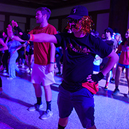 Dance Marathon at SDSU is one of more than 350 campus fundraising programs nationwide that support local hospitals. (Photo: Dance Marathon at SDSU)