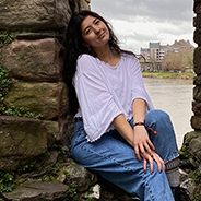 Vanessa Delgado is studying abroad at Maastricht University in the Netherlands for the spring semester.
