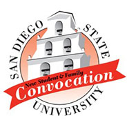 New Student and Family Convocation is the official welcome to the SDSU family.