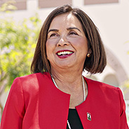 SDSU President Adela de la Torre signed a memorandum of understanding that will serve as a framework for future collaborations between the university and the government of Mexico.