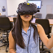 SDSU faculty tap virtual reality to bring subjects alive for students in the classroom and in the lab. Video editing: Soleil Sandoval-Colmenero; Narration: Martin Bridges