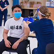 Individuals eligible to receive the COVID-19 vaccine in San Diego County may request an appointment through a new county-operated site opening at SDSU