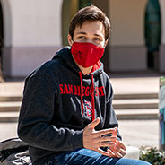 To date, SDSU has surpassed 103,000 individual applications for fall 2021, including undergraduate and graduate student levels.