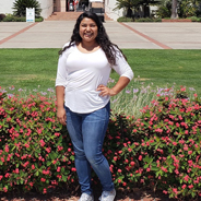 Ruby Naranjo is a social work graduate student who is the fifth of six siblings raised by a mother who supported her family by washing dishes in a restaurant. Naranjo plans to work with underprivileged children.
