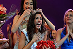 Miss California Has Aztec Roots