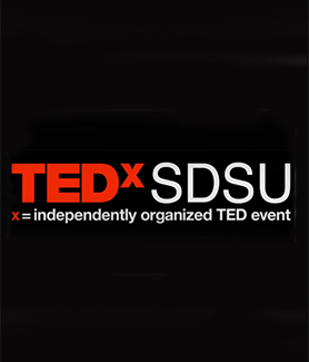 TedX event at SDSU