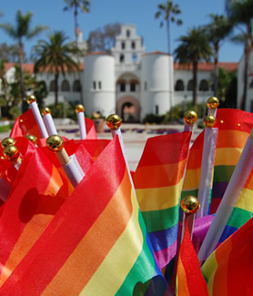 SDSU has ranked among the top 25 LGBT-friendly universities in the nation for six consecutive years.