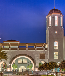 The Campaign for SDSU was launched in July 2007 to support the people and programs of the university and to increase the endowment for SDSU's future. Photo: Jim Brady