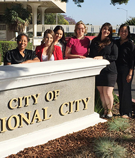 In the past, SDSU students worked on real-world projects in National City. (Credit: SDSU Sage Project)
