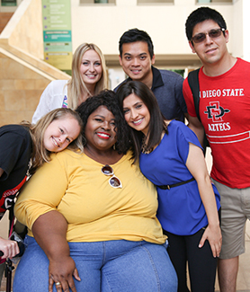 This month, SDSU will celebrate its annual DiverseAbility Awareness Month with a series of campus programs and events.