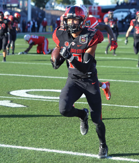 SDSU has back-to-back 11-win seasons for the first time in the program's 94-year history. (Photo: Ernie Anderson)