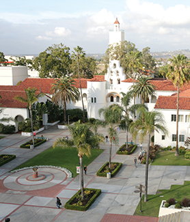 SDSU was one of three hosts for the semi-annual meeting of IAUP delegates from all over the world. (Photo: Sandy Huffaker Jr.)