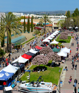 Explore SDSU offers a campus-wide information fair and more than two dozen open houses across campus.