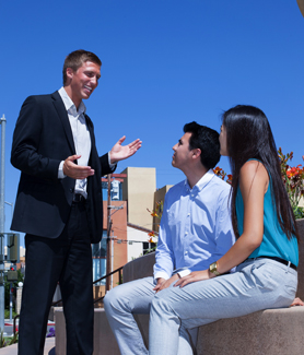 Cast your vote in the SDSU Associated Students spring general elections on SDSU WebPortal. (Photo: Antonio Zaragoza)