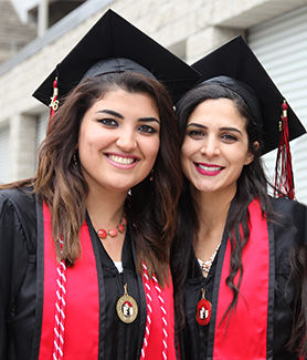 More than 10,000 SDSU students will graduate at the university's commencement festivities this month.