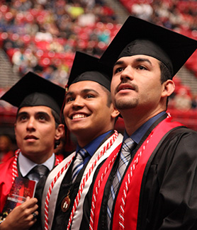 More than 10,000 SDSU students will graduate at the university