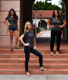Students for Public Health at SDSU Executive Board