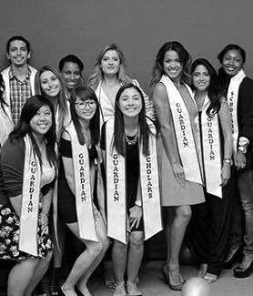 SDSU students in the Guardian Scholars program.