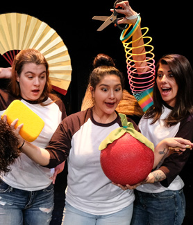"""Foxtales"" runs Feb. 16-21 in SDSU"