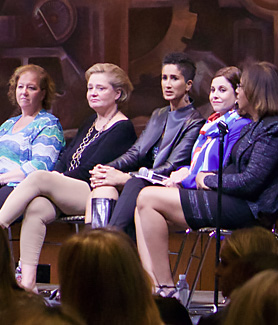 Second Annual Women In Entrepreneurship Lecture Series
