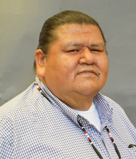 Campo Kumeyaay Nation Chairman Harry Paul Cuero Jr.