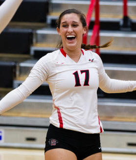 SDSU volleyball has received a perfect multi-year score of 1,000 each of the last two seasons.