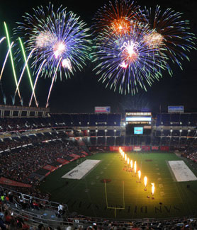 The 43nd annual KGB SkyShow will follow SDSU