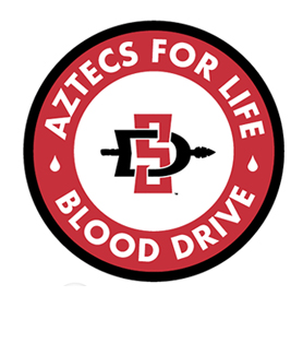Aztecs for Life Blood Drive