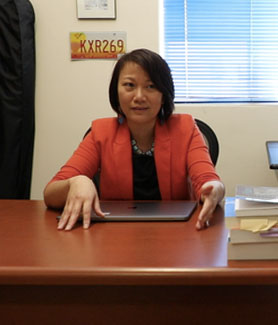 Professor Yea-Wen Chen studies how people communicate about sensitive issues like politics or healthcare.
