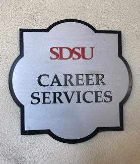 SDSU is providing students with a number of resources and opportunities for career development this spring.
