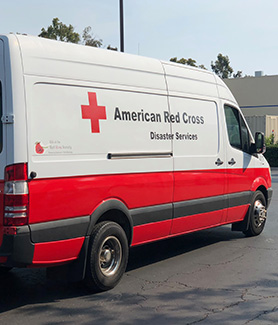 San Diego State has partnered with the American Red Cross of San Diego to match graduate students with internships.