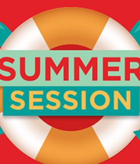 Summer sessions begin May 28.