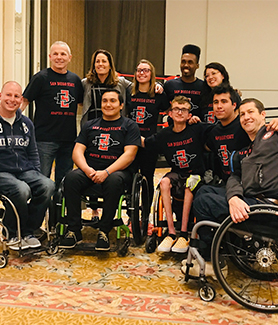 San Diego State University Adapted Athletics
