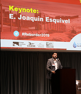 Keynote Address: E. Joaquin Esquivel, Chair, California State Water Resources Board