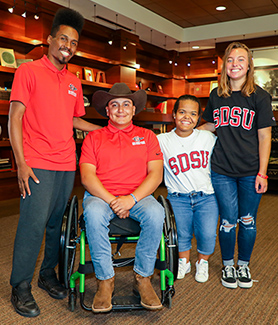 SDSU Adapted Athletics