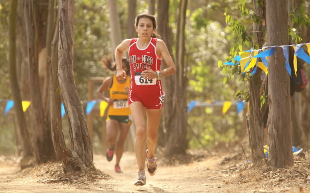 Cross Country had 11 student athletes named to the all-academic team