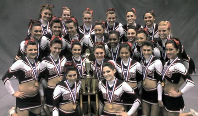 Cheer Team Wins National Championship