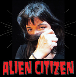 poster for Alien Citizen