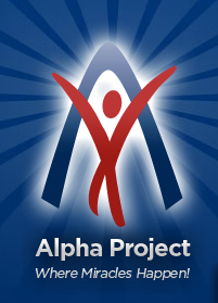 Logo: alpha miracles