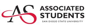 SDSU AS logo