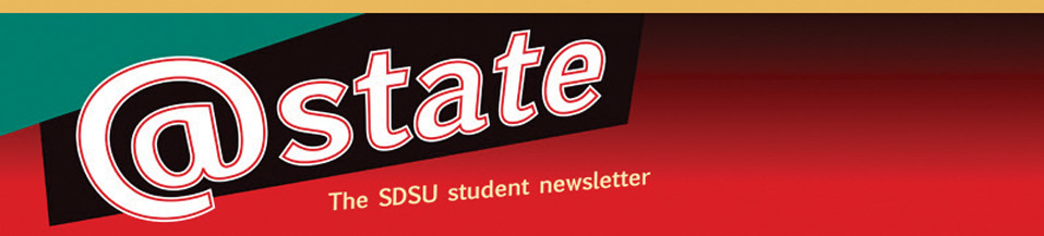 At State - the SDSU Student Newsletter