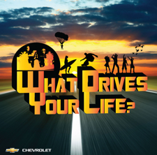 image: chevy logo - What Drives Your Life?