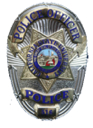 image: SDSU police badge