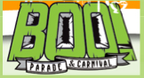 boo Parade and Carnival logo