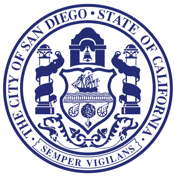 Image: San Diego city seal
