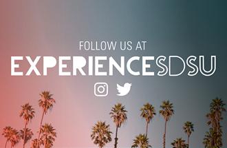 Follow ExploreSDSU on instagram
