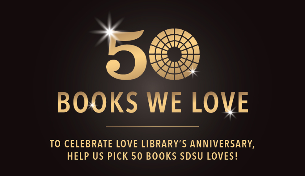 50 books we love graphic